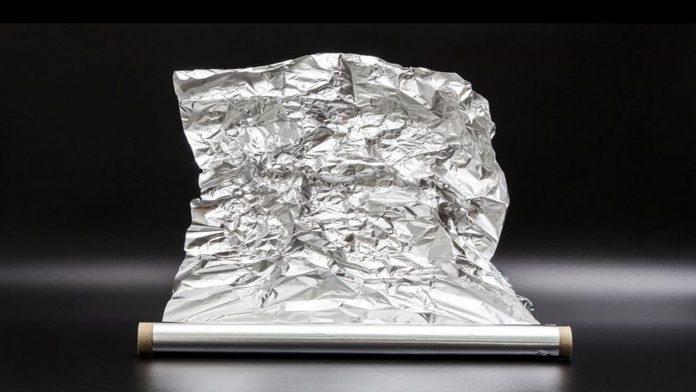 Carta alluminio