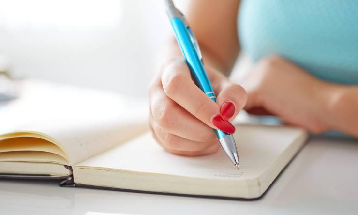 Come si scrive un diario segreto