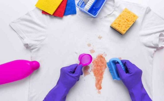 Come togliere le macchie di sangue dagli indumenti