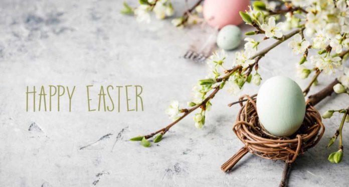 Decoupage: idee per decorare la vostra casa per la Pasqua