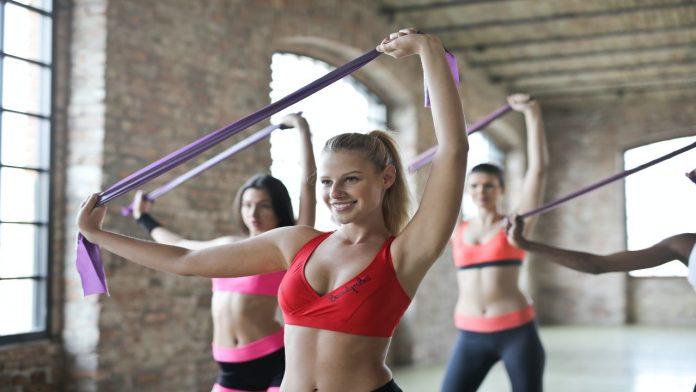 elastici per il fitness