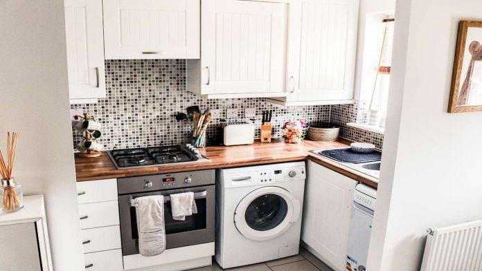 organizzazione della lavanderia