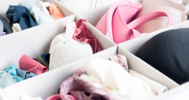Recuperare spazio guardaroba: 4 idee utilissime