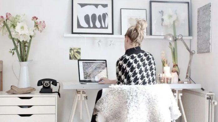 Ufficio in casa: i consigli per sfruttare lo spazio al meglio