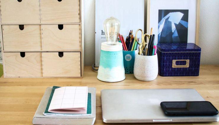 Ufficio in casa: consigli utili per organizzarlo al meglio