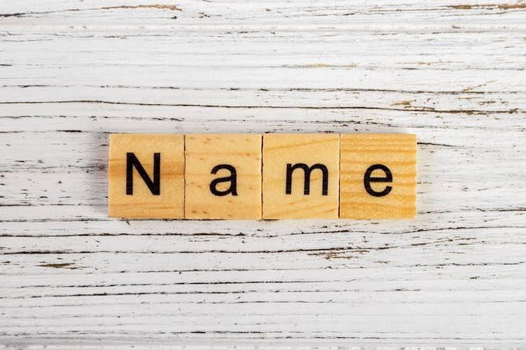 cambiamento nome e cognome