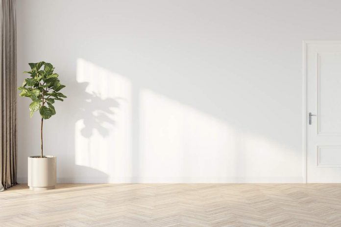 come pulire le pareti di casa