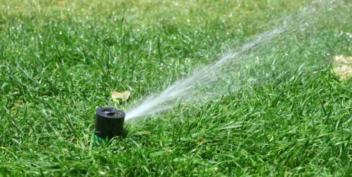 come pulire l'impianto di irrigazione