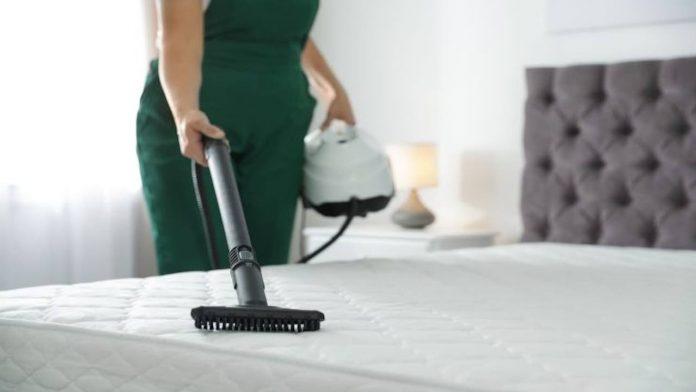 come pulire materasso