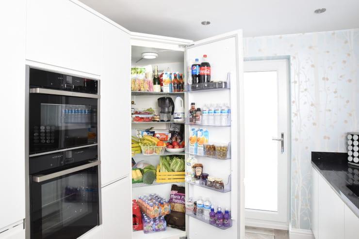 frigorifero riporre alimenti