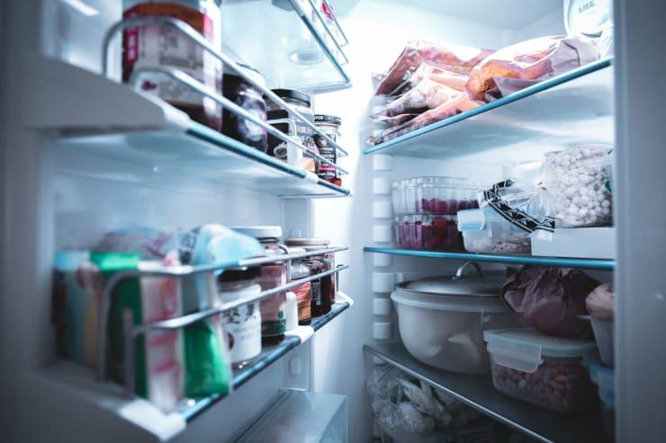 frigorifero perdite acqua