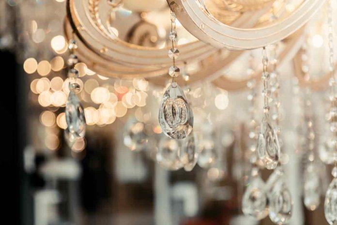 lampadari di cristallo