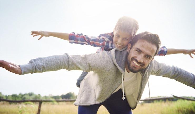 Bisogni dei bambini: l'allegria