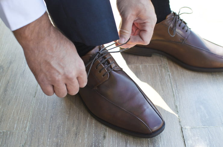 scarpe strette allargarle
