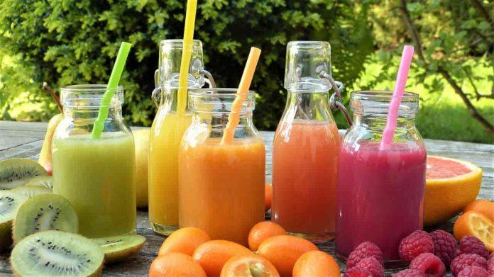 succhi frutta consumo