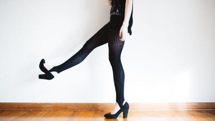 imparare indossare tacchi alti