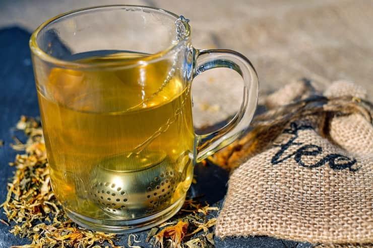 tè tisana infuso differenze