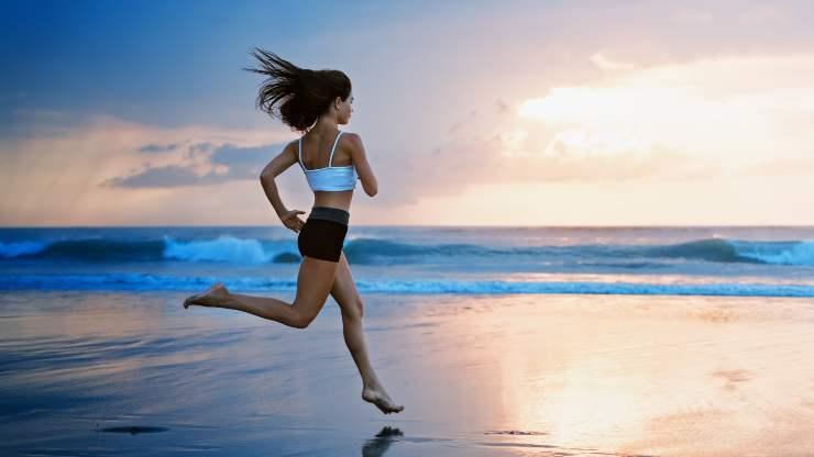 Esercizi da fare in spiaggia