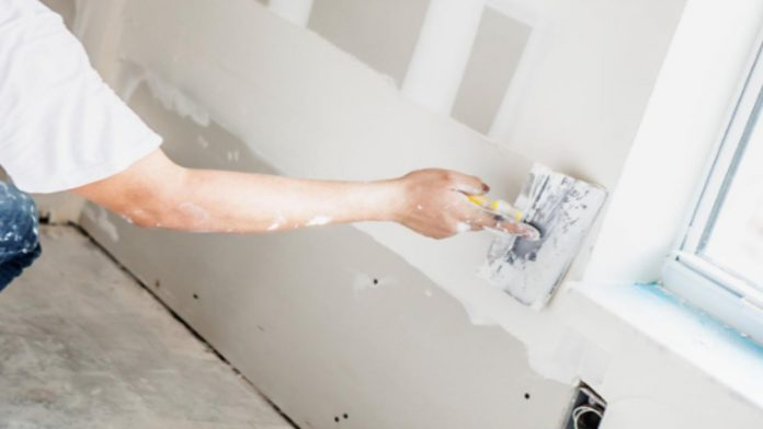 Come stuccare pareti