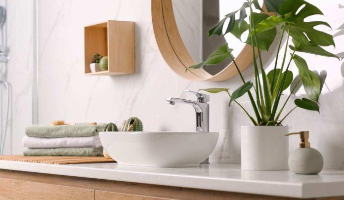 Eliminare l'umidità nel bagno
