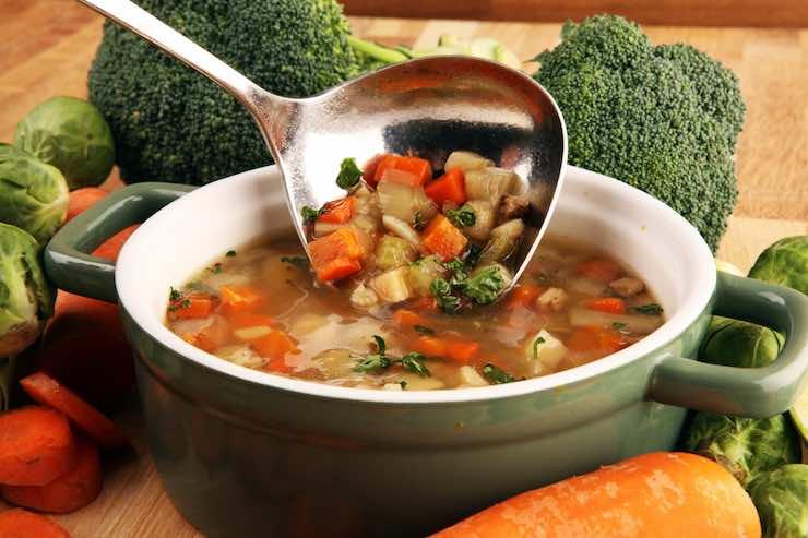dieta del minestrone: che cos'è