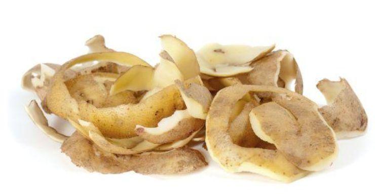 Pulire casa: gli usi inaspettati delle patate