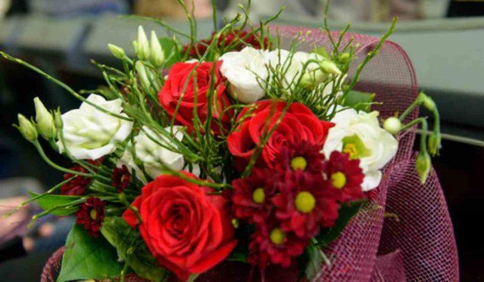 Realizzare un bouquet di fiori