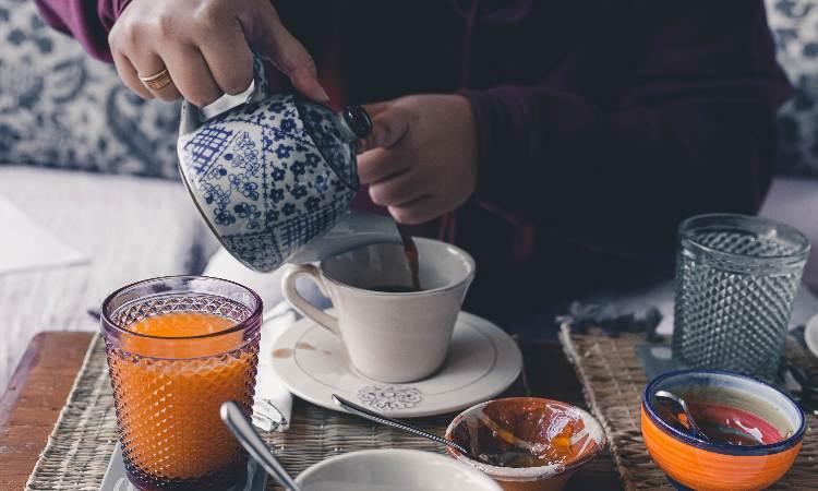 come dimagrire con il caffè