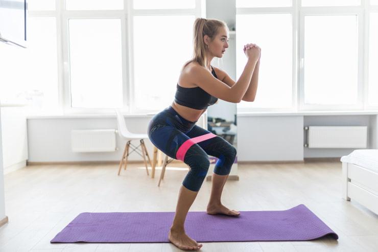 elastici fitness tipi