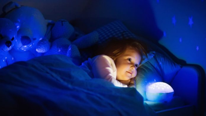 luce notturna bambini