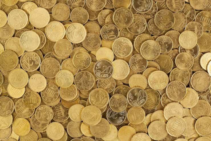 come pulire monete