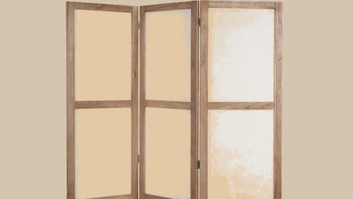 separé legno casa