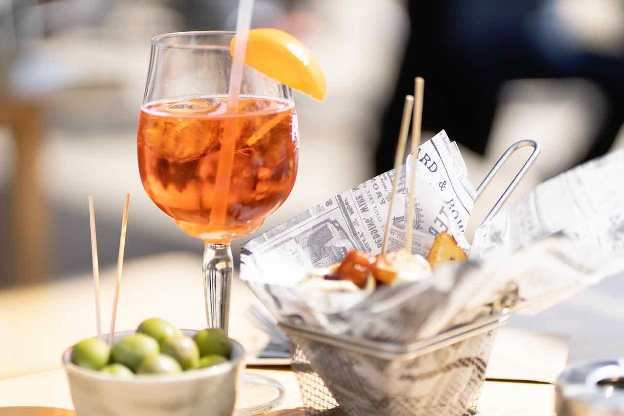 cocktail italiano: lo spritz