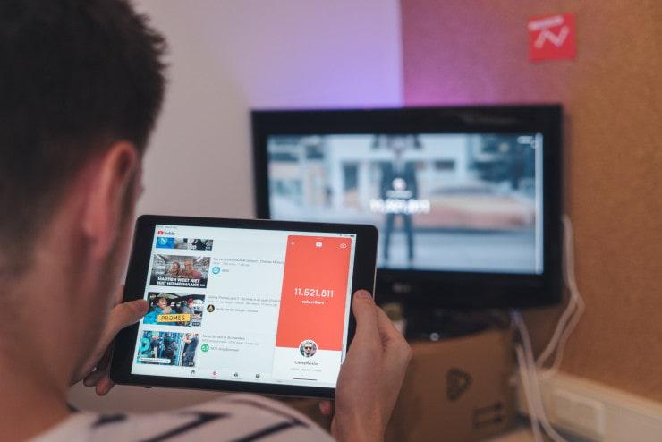 collegare smartphone tv
