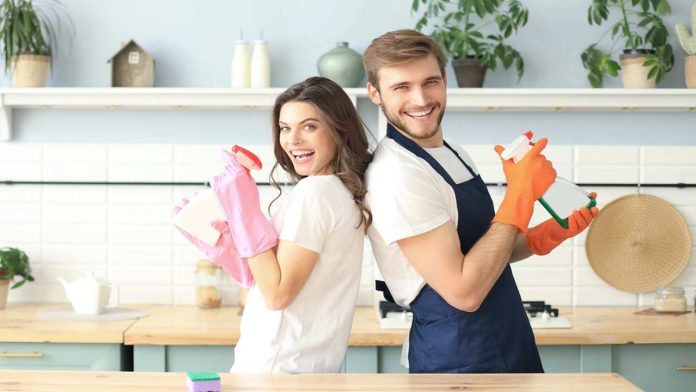 Pulire casa facilmente