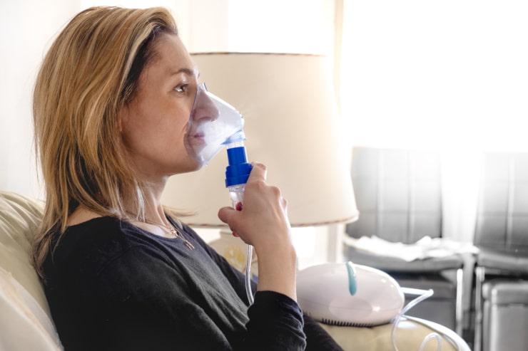 aerosol terapia