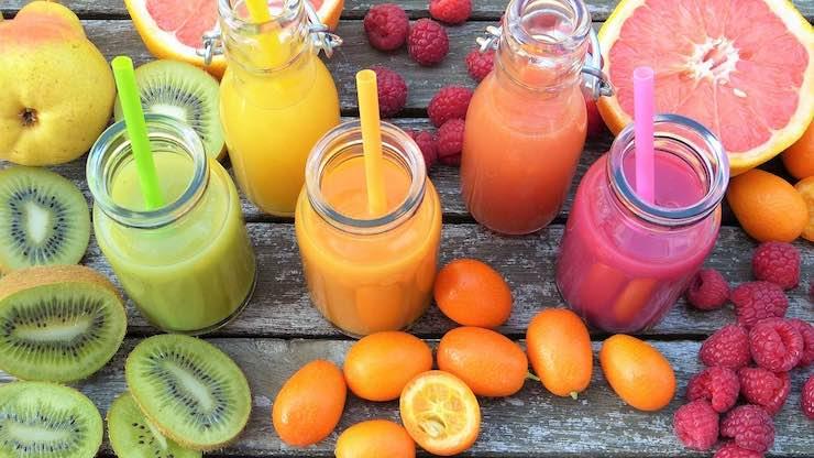 Vitamina C nella frutta
