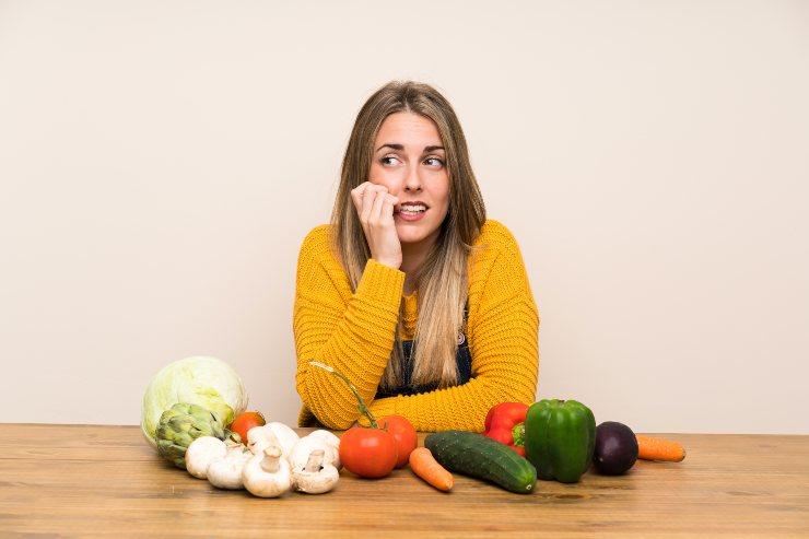 Alimenti legati all'ansia