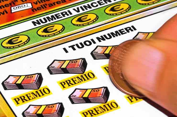 Vincere alla lotteria