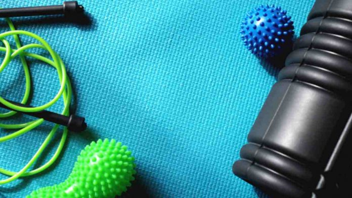 Esercizi palla miofasciale