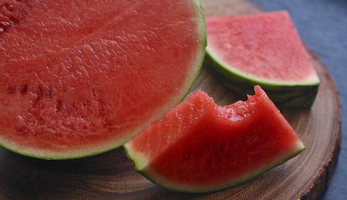 Quante calorie ha l'anguria