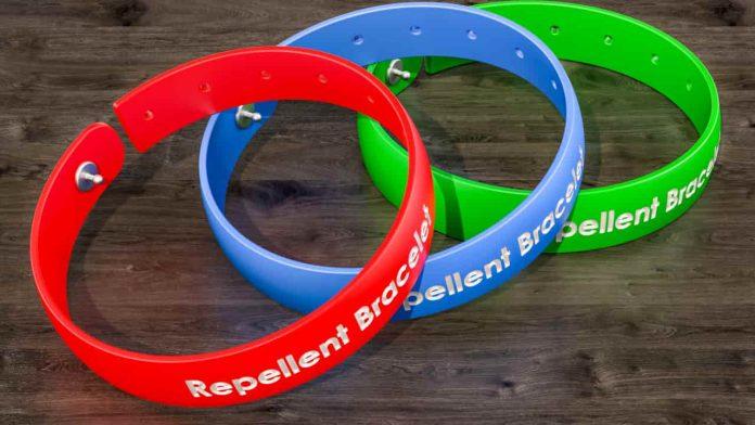 braccialetti anti zanzare