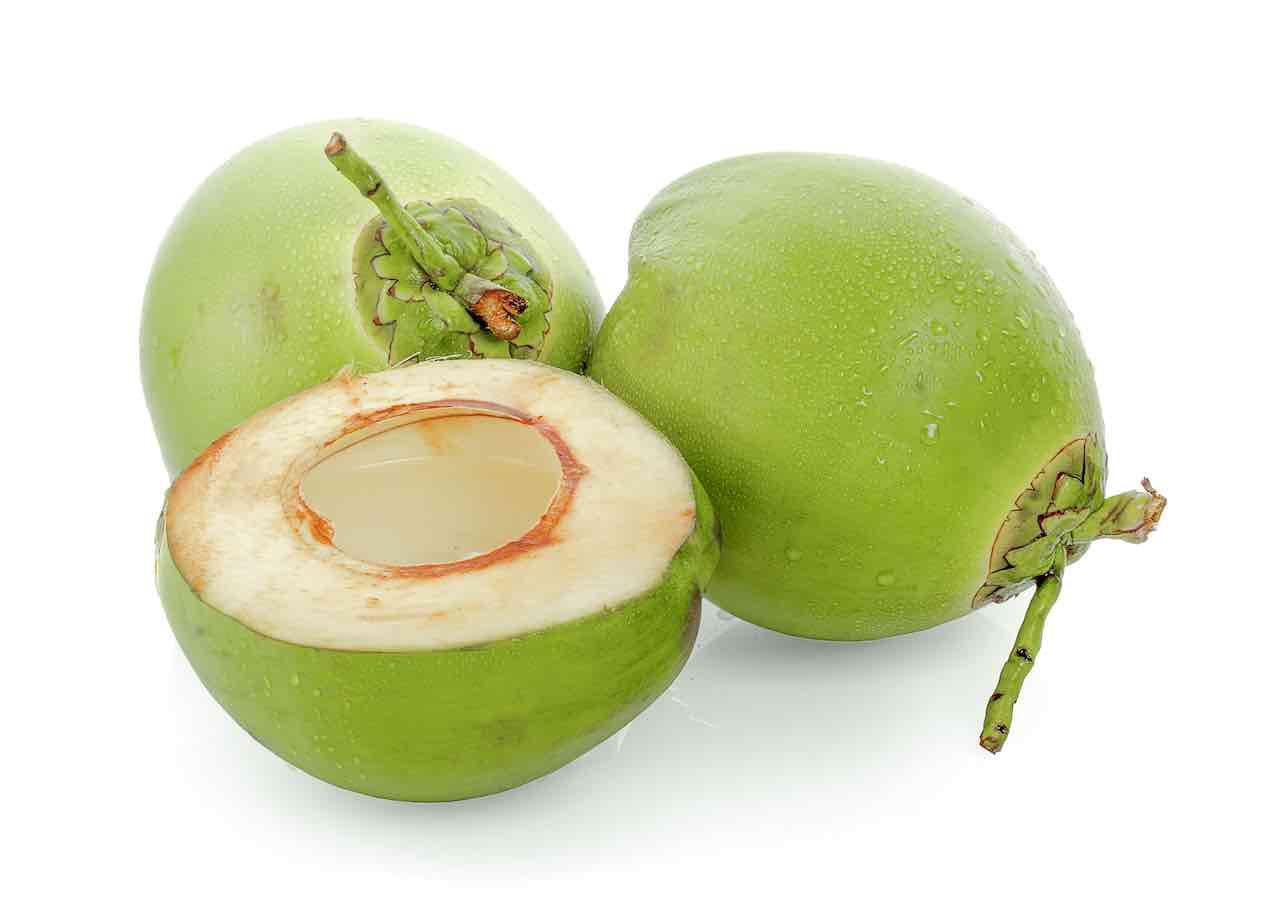 cocco frutto fresco