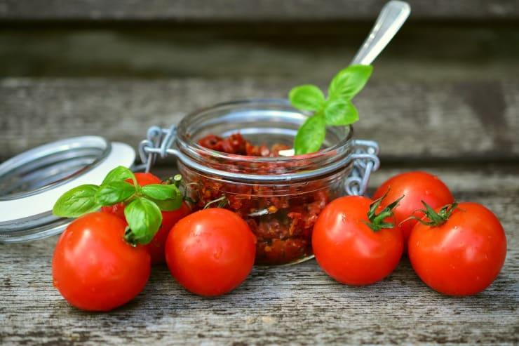 pomodori secchi come farli