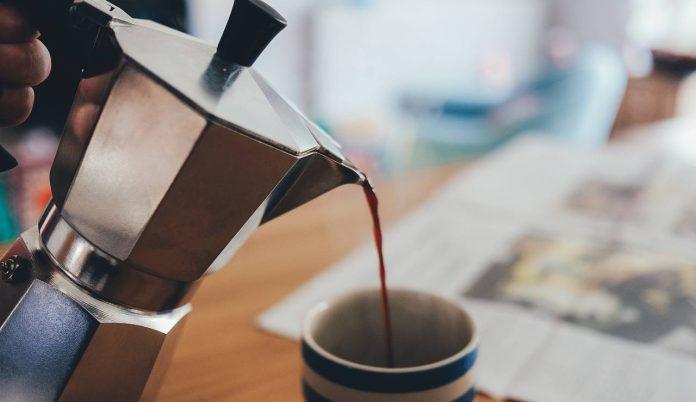preparare un buon caffè