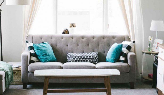 rinnovare un vecchio divano
