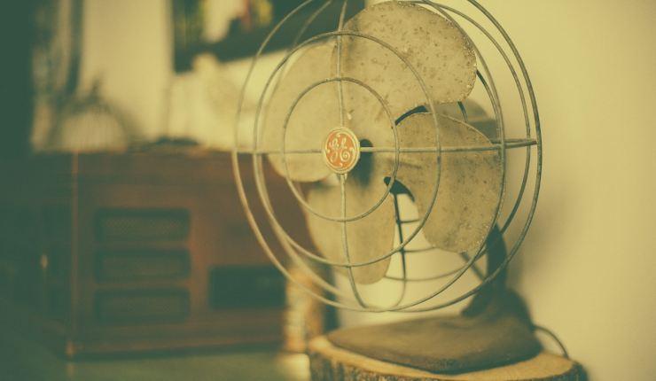 Ventilatore rotto fai da te