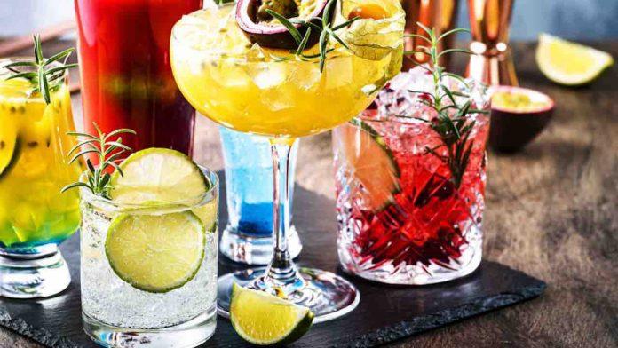 aperitivo italiano cocktail