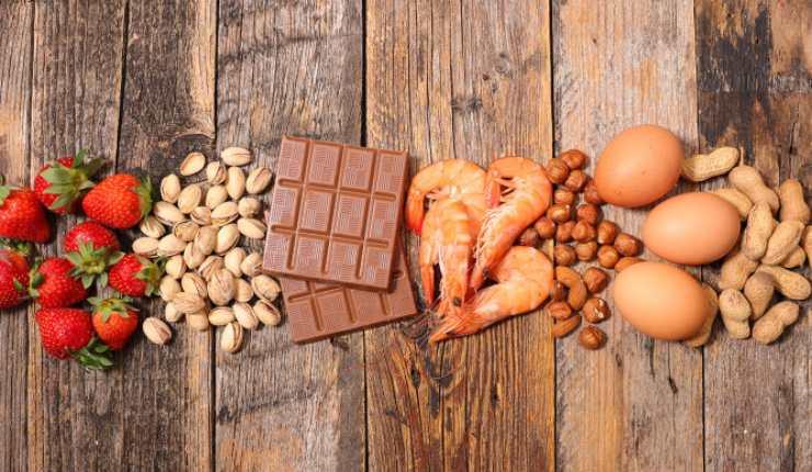 intolleranza alimentare e allergia