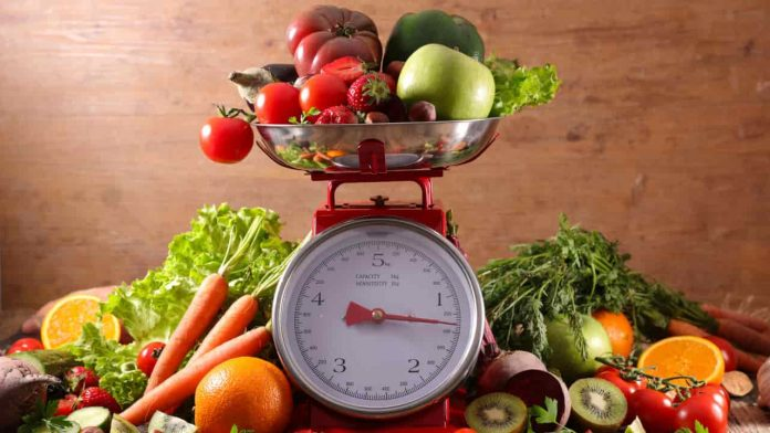 alimento peso